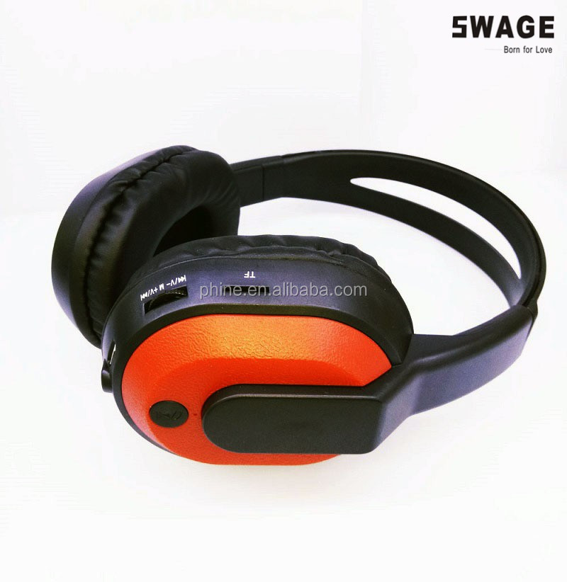 PH-9939 Factory wholesale bluetooth 4.0 wireless bluetooth headphone without wire,rf transmitter for wireless headphone