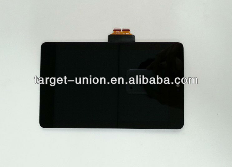 High quality for asus google nexus 7 LCD Screen and Digitizer Assembly