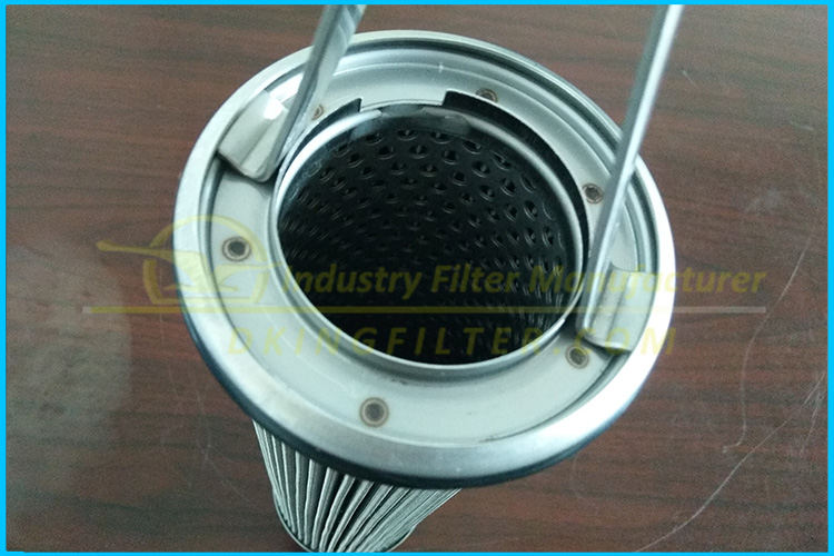 replacement Boll stainless steel oil filter with removable handle
