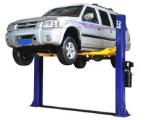 CE Passed 4T Capacity Cheap 2 Post Car Lift