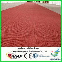 Professional Sports Athletic Track Manufacturer, Prefabricated Rubber Athletic Track Flooring