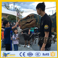 CET-N-217Cetnology Realistic Walking Mechanical Dinosaur Costume for Adult
