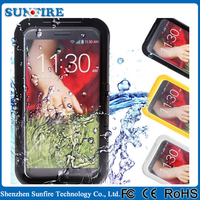 Factory supply for lg g2 waterproof case, Waterproof case for lg g2 , waterproof case for lg optimus g2