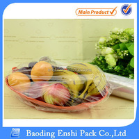 thin plastic film for sealing food