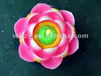 Wholesale Lotus Flower Buddhism Candles LT185