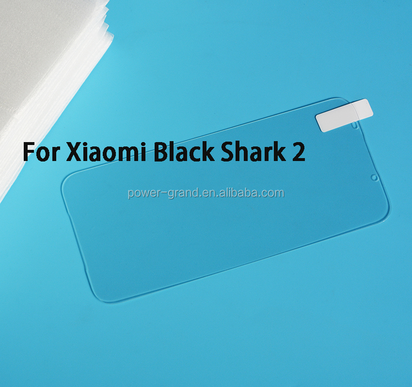 Super clear 9H 2.5D 0.3mm Tempered Glass screen protector for Xiaomi Black Shark 2