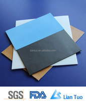 high quality bule ptfe molded sheet for gasket