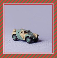 Japanese Panzer Plastic Car Model For Children