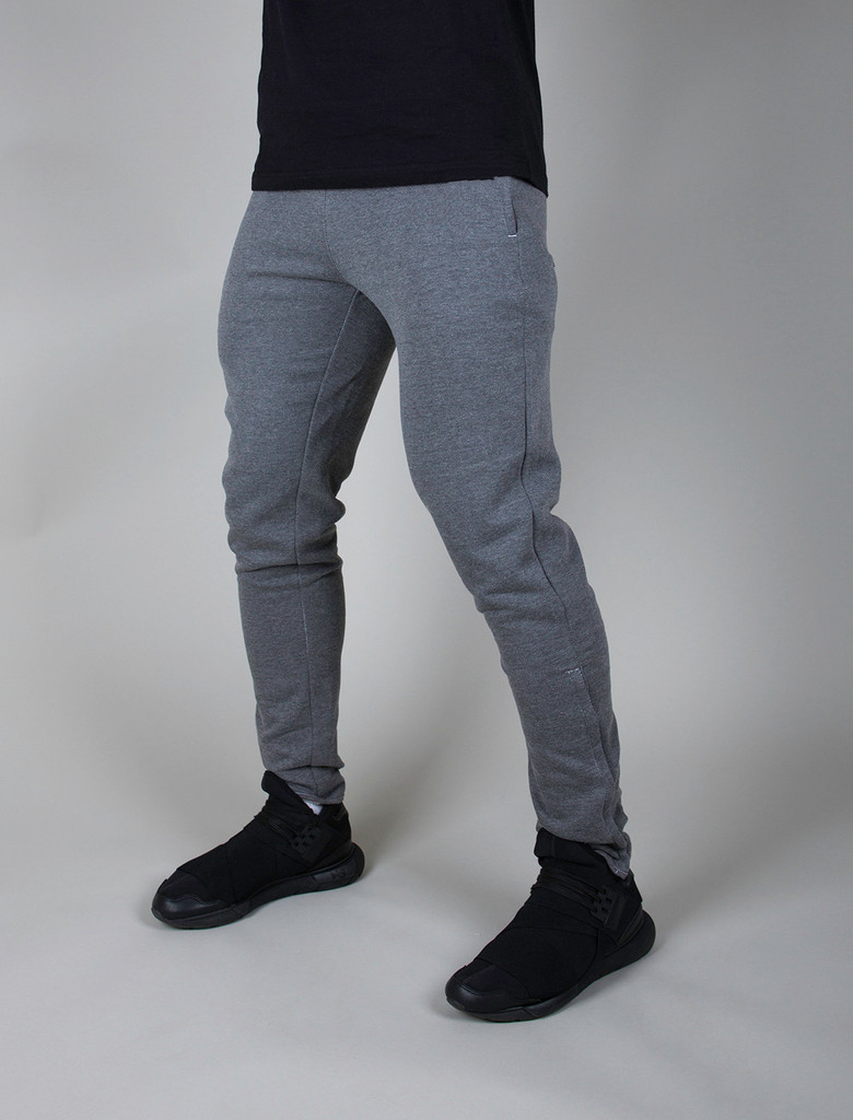 New Mens Custom Sports Gym Wear Skinny Tapered Joggers