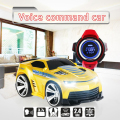 2017 newest Toys 6CH Smart Watch Remote Control Car Voice Control RC Car