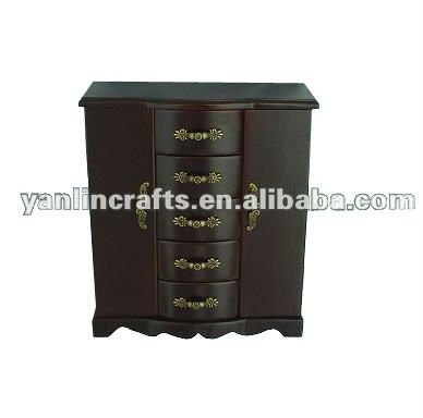 Antique wooden jewelry boxes wholesale