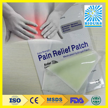Pain Relief Oil Herbal Medical Back Muscle Pain Relief Plasters With Factory Price