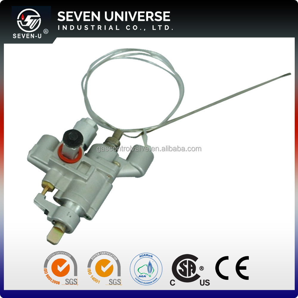 Gas Oven Thermostat Valve