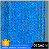 Agricultural use polyethylene tennis shade net for farms