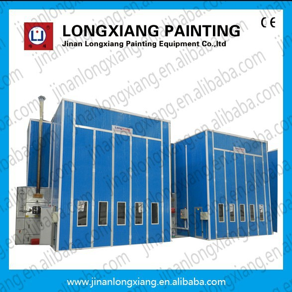Large spray booth/Big size paint oven booth for sale LY-20-50