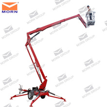 China hot sale trailing articulated hydraulic elevators price