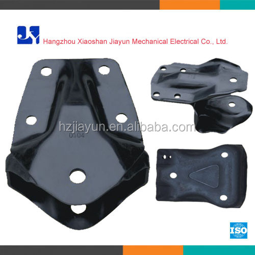 Customed Metal powder coating Leaf Spring Bracket,Leaf Spring Hanger for Trailer&Truck