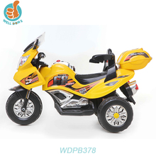 WDPB378 So Cute Chinese Three Wheel Motorcycle For Baby