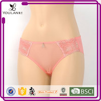Factory Price Honorable Seamless Young Lady Kids Nylon Panty