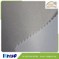 non-recycle fiber plain woven fusible interlining fabric for suit