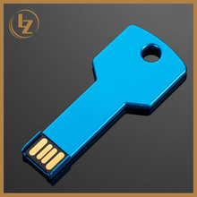 Cheapest Metal USB Flash Drive/Key USB Memory Disk with Customized Logo