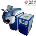 Widely use Wuhan Hasary Laser Welding machine for imitation gold leaf