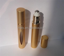 Aluminum mini roller ball Perfume Bottle