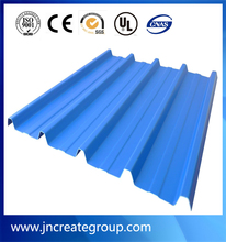 corrugated metal roof sheet with many colors