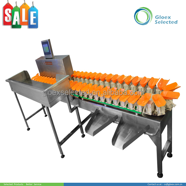 Quality Suppliers Automatic Onion Sorting Machine