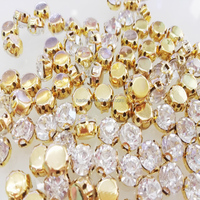 Top Quality Shoes Accessories Factory Rhinestone