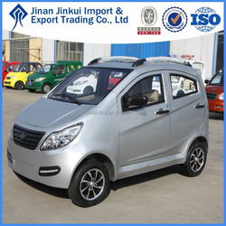 2016 4 wheel electric vehicle with max capacity battery in new style