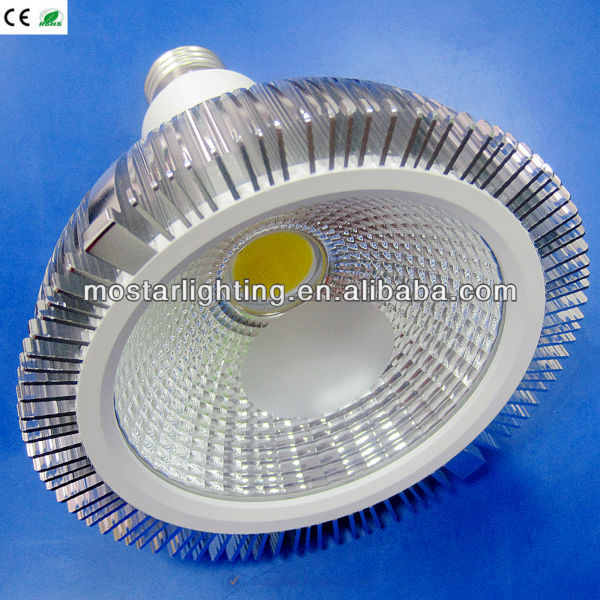 China manufacture Epistar led lamp 6000k e27 cob spot light