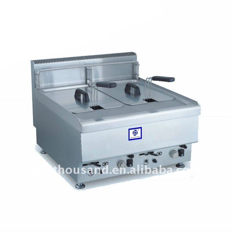 TT-WE215D Counter Top Frier and basket