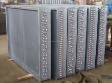 OEM service CE ISO Fin Tube Type Radiator Air Cooled Heat Exchanger
