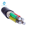 PVC Insulation 4 Core Low Voltage Building Cable Nay2y