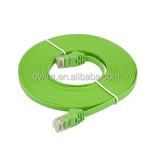 Flat Cat6 Utp /ftp /stp Network Cable patch cord