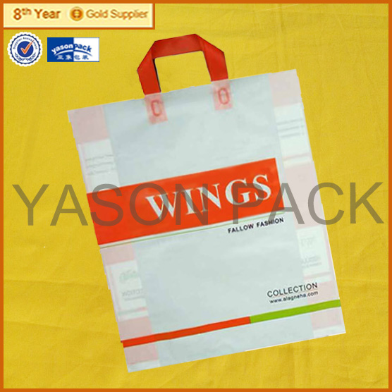 Customized exquisite plastic packing bag