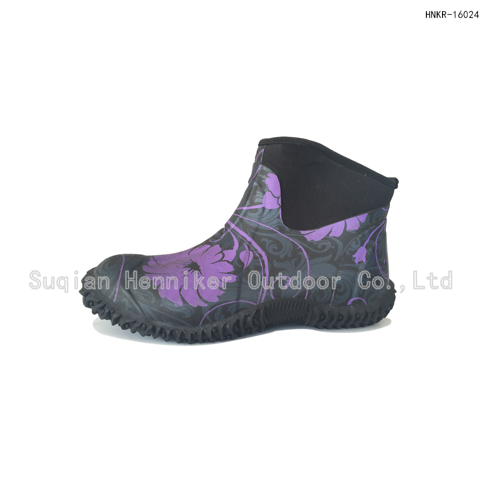 "5"" Women's Waterproof Gardening Shoes"