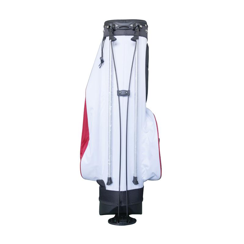 Deluxe carrinho de golfe saco