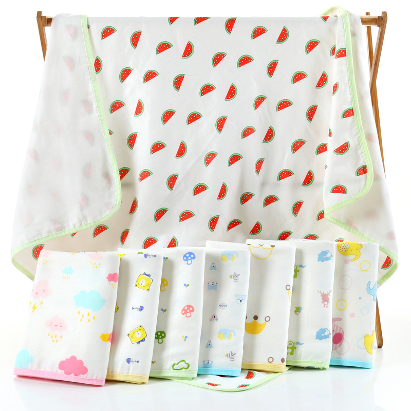 give baby good sleeping Super soft muslin swaddle blanket