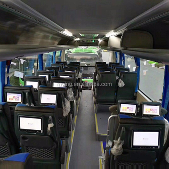 Bus Seats with TV Touch Screenl Luxury design & high standard
