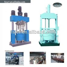 Vacuum ready mix concrete machine for chemical industry