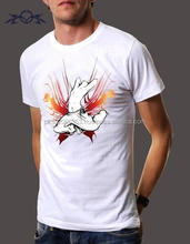 Sublimation Print T-Shirts Transfer Print Men T-Shirts S Screen Printing T Shirt High Quality T Shirt Get Own Your Design