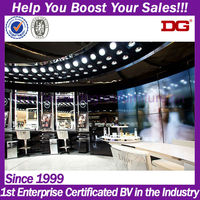 2014 new famous design wholesale custom equipment beauty salon