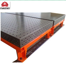 Precision Steel Welding Table