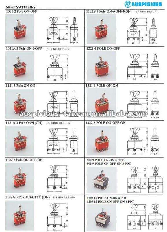 6 Pole Toggle Switch Wiring Diagram. 12 Pole Toggle Switch Wiring ...