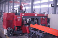 JD-SWZ1250CNC H Beam drilling production line