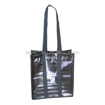 Woven Tote Bag Polypropylene Jumbo Bag With Long Handles