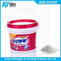 3.5KG high foam big plastic bottle detergent