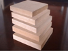 Double-Sided Sanding Surface Finishing and Eucalyptus Core Material Particle Board